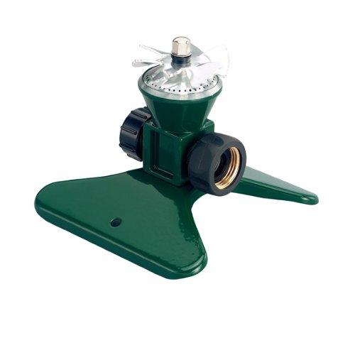 Orbit Cyclone Yard Watering Sprinkler for Garden Hose Tri-Lingual