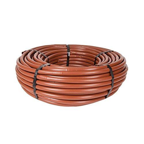 DIG B18250 12 PC Irrigation Dripline w1 GPH in-line every 18 250 Brown