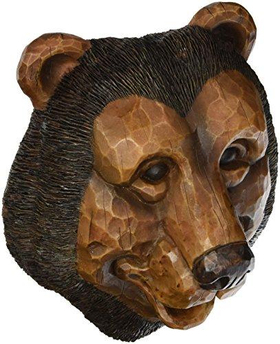 Red Carpet Studios Birdie In The Woods Birdhouse Black Bear