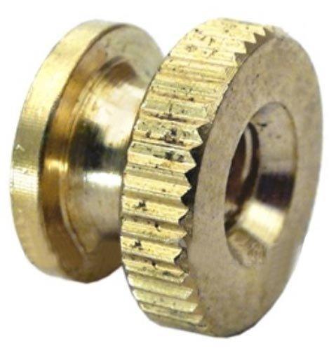 Pentair 840233 No 10-24 Knurled Ferrule Nut Replacement Fiberworks Pg2000 Photon Generator Fiber Optic Pool Lighting