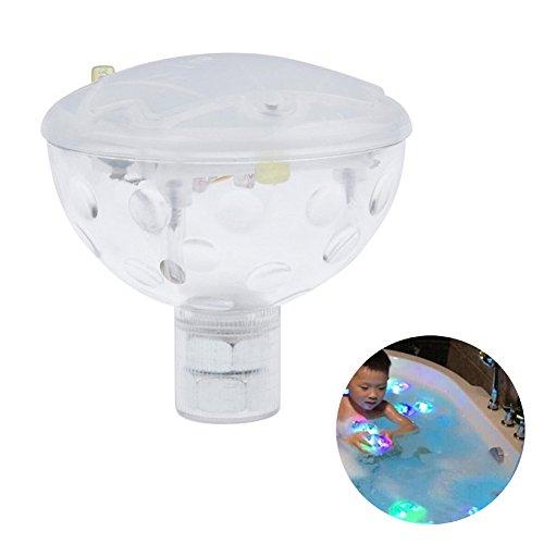 Honeyall 35&quot Float Rgb Color Changing Led Light Aqua Glow Toy Waterproof In Tub Pond Pool Spa Swimming Bathtub