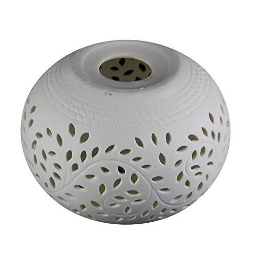 Generic Color Changing Led Garden Solar Ceramic Table Light
