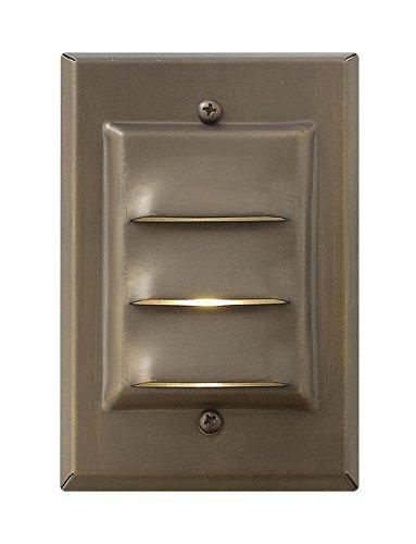 Hinkley Lighting 1542MZ-LED Outdoor DeckStep Lamp Matte Bronze Finish