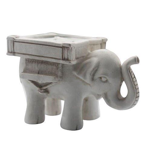 LUCKY ELEPHANT TEA LIGHT CANDLE HOLDER CANDLESTICK WEDDING FAVOR DECOR MODERN