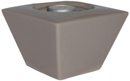TIKI 1113073 Decorative Pillar and Tea Light Candle Holder