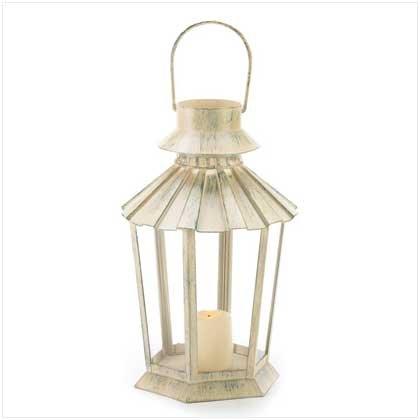 Giftsamp Decor Graceful Garden Lantern Light Candle Holder Centerpiece