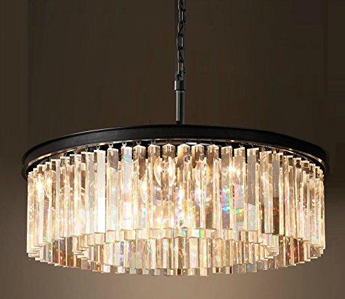 5 Lights Modern Contemporary Crystal Chandelier Ceiling Light Pendant Light For Dinning Room Living Room