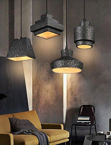 Ssby New Modern Contemporary Decorative Design Ceramic Ceiling Light Dinning Room Bar Cafe Chandelier Black&amp