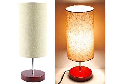 17H Minimalist Living Room Indoor Table Lamp - Round