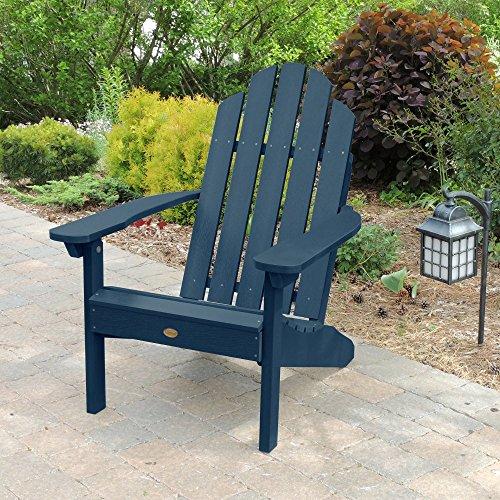 Highwood Classic Westport Adirondack Chair Nantucket Blue