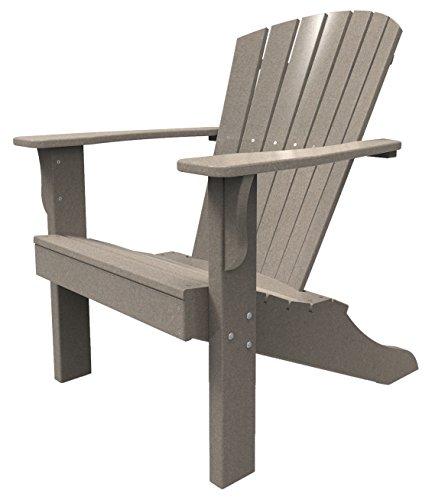 Malibu Outdoor Living Hyannis Adirondack Chair Sand
