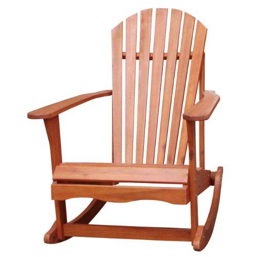 International Concepts Adirondack Rocker Chair