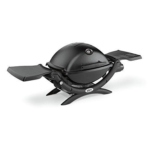Weber 51010001 Q1200 Liquid Propane Grill Black
