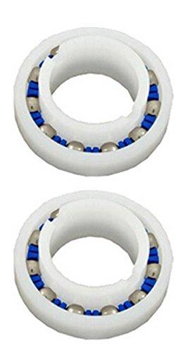 2 Pack Wheel Bearings Replacement For Polaris 180 / 280 Pool Cleaner Part C60