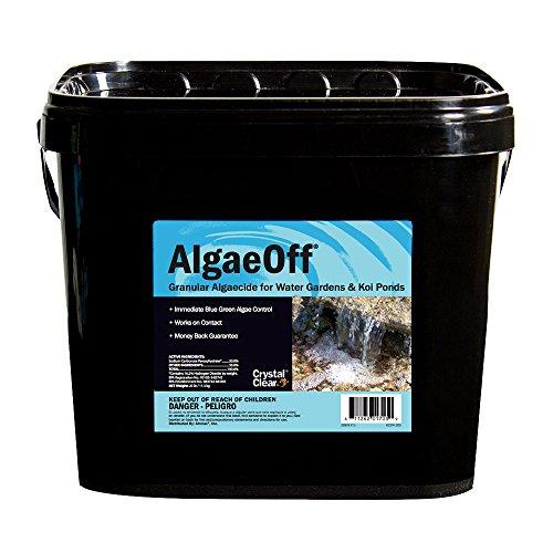 CrystalClear AlgaeOff California String Algae Remover 25 lb Bucket