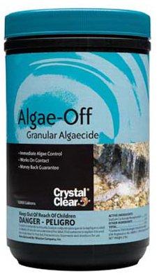 CrystalClear AlgaeOff String Algae Remover 10 lb Bucket - Quantity 4