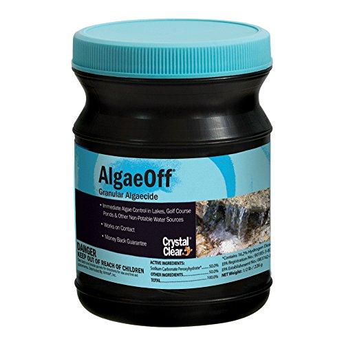 CrystalClear AlgaeOff String Algae Remover 8 Ounce