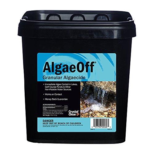 Crystalclear Algaeoff String Algae Remover 10 Lb Bucket
