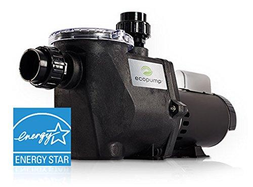 EcoPump EP-8 Energy Efficient Pool Pump