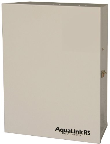 Zodiac 6614-ld Aqualink Rs Sub Panel Power Center With 12 Breaker Base
