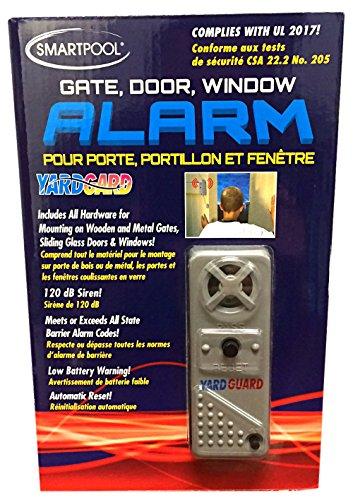 Smartpool Yg03 Yardgard Gatedoorwindow Alarm