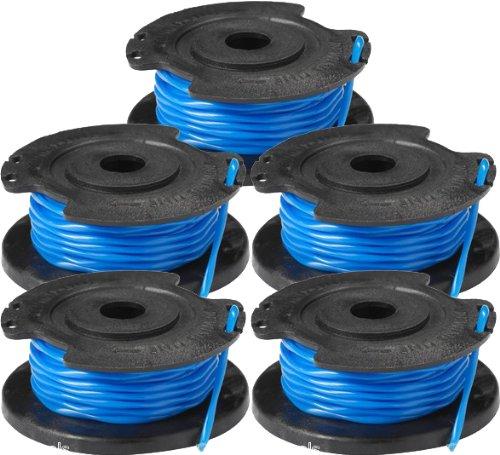 Ryobi P2000amp P2002 18v Electric String Trimmer Spool Wline 5 Pack  3110382ag-5pk