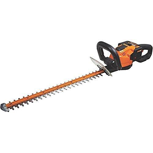Worx Wg291 56v Lithium-ion Cordless Hedge Trimmer 24-inch 845534012873 po44t-kh435 H25w3377340