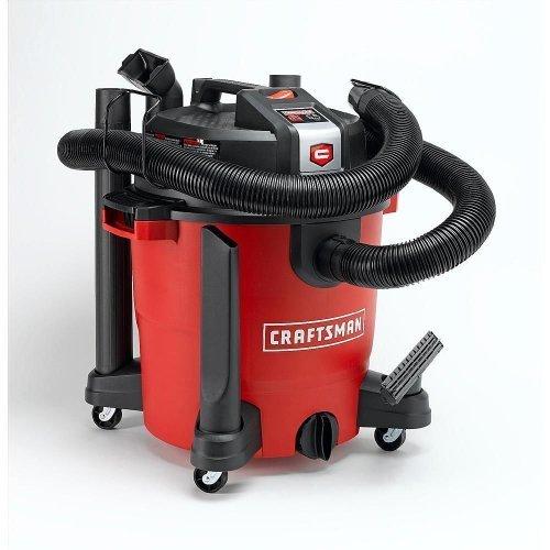 Craftsman XSP 12 Gallon 55 Peak HP WetDry Vac