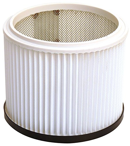 Fartools 101813 Cartridge Filter for Vacuum Cleaner Models 101022101032  101027