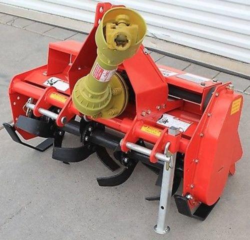 Farmer Helper Tiller 37 CatI 3pt 16hp ~Adjustable Offset SlipClutch DrivelineFH-TL95