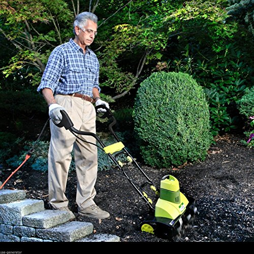 usa Warehouse Electric Tiller Garden Cultivator Rototiller Power Ergonomic Sun Joe Tj601e New -pt Hf983-1754403604