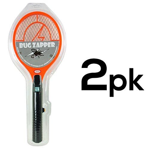 2PK - POWERFUL 2D Battery Powerful Amazing Handheld Bug Zapper