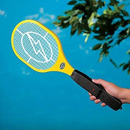 Lunarland Miles Kimball Electronic Bug Zapper Racket