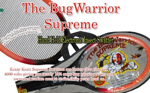 Bug Warrior Supremebiggest Racket Most Power