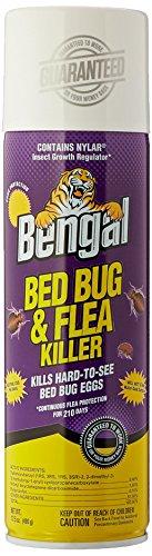 BENGAL CHEMICAL Bed Bug Killer 175 oz
