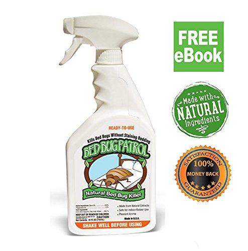 Bed Bug Killer Bed Bug Patrol 100 Environmentally Friendly Family Pet Safe Bed Bug Spray eBook