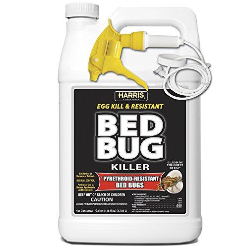 Harris Toughest Bed Bug Killer Gallon Spray