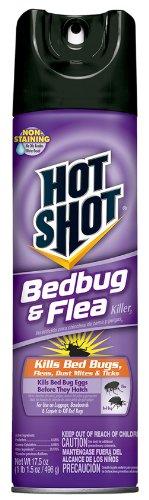 Hot Shot Bedbug Flea Killer3 Aerosol HG-96114 175 oz