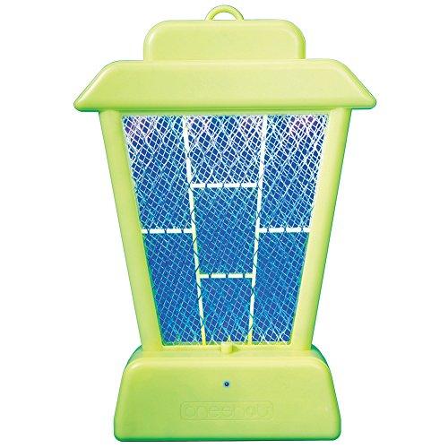 Glow-in-the-dark Lantern Bug Zapper - Hang Or Stand For Mosquitoesamp Flies