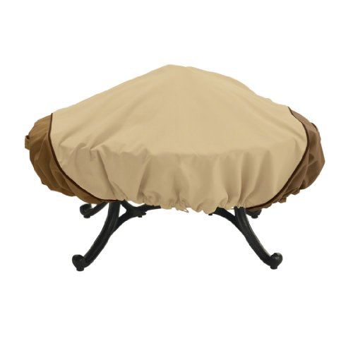 Classic Accessories Veranda Large Round Fire Pit Cover