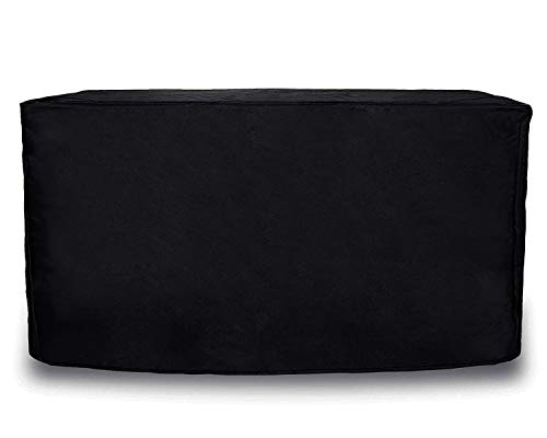 Cookingstar 36-Inch Black Square Patio Fire Pit Table Cover
