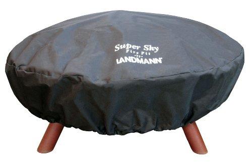 Landmann Usa 29321 Super Sky Fire Pit Cover 47-12-inch Diameter