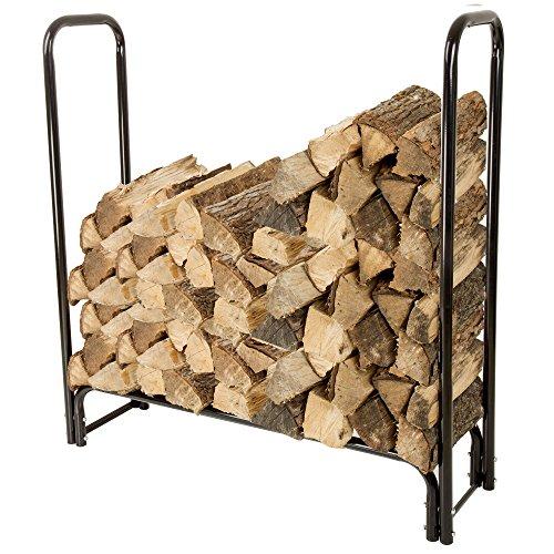 Pure Garden 50-124 Firewood Log Rack 4