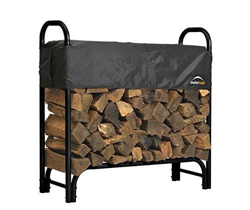 Shelterlogic Backyard Storage Series - Covered Firewood Rack