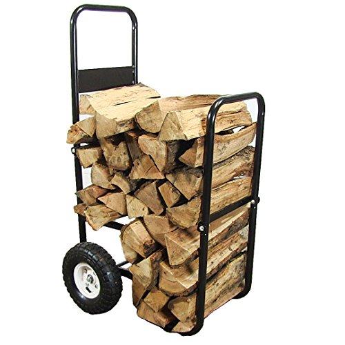 Sunnydaze Firewood Log Cart Log Cart Only