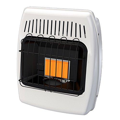 Dyna-Glo IR6PMDG-1 6000 BTU LP Infrared Vent Free Wall Heater