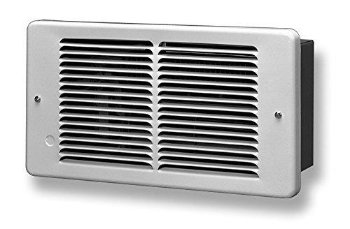 King Electric PAW2422-W 2250-Watt 240-Volt Pic-A-Watt Wall Heater White Renewed