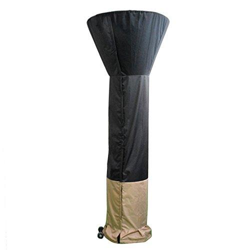 Stanbroil Standup Patio Heater Cover BlackCamel 36 D x 95 H