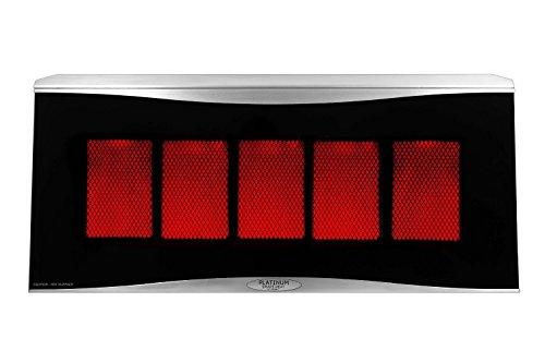 Platinum 500 Radiant Natural Gas Patio Heater