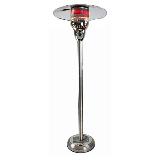 Caldo Patio Heater 51000 Btu Natural Gas Stainless Steel